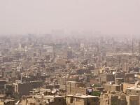 Världens mest luftförorenade städer