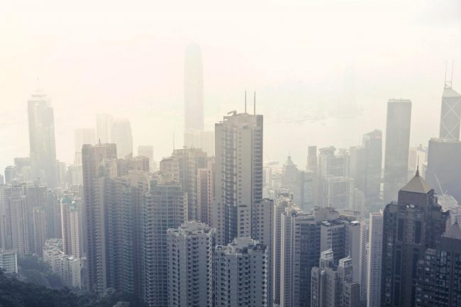 Negativa effekter av dålig luft